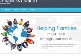 St. Frances Cabrini Immigration Law Center